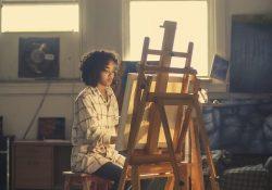 Sådan finder du det rigtige malerlærred, når du skal i gang med at male